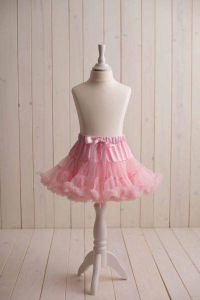 Petticoat in rosa - Perfekt für Geburtstags-Shootings