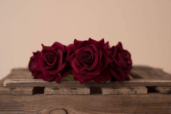 Rosen-Blumenkranz für Frauen & Mädchen